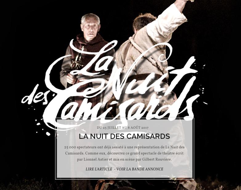La nuit des Camisards - Vignobles & Compagnie