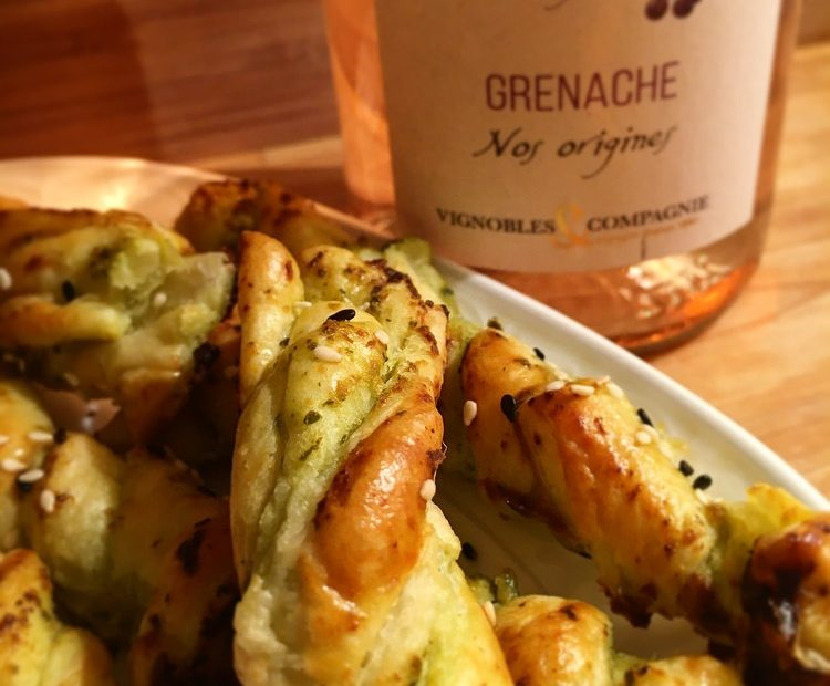 apéritif vin Vignobles & Compagnie