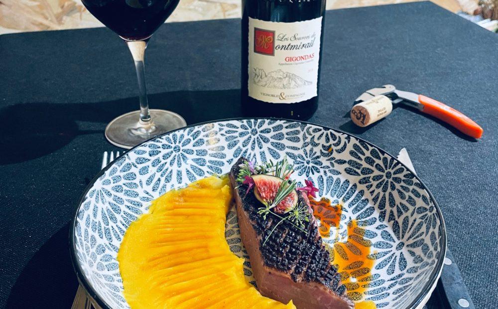 Recette potimarron et magret de canard Vignobles & Compagnie